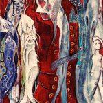 Martina Rossa Kunst,Wasser,Hundertwasser,Märchen,Theater,Zirkus,Puppen,Malerei,Dresden