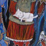 Kunst Dresden Raumgestaltung,Engel,Theater,Zirkus,Weihnachten,Advent,Katzen,Märchen,Dresden ng