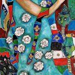 Martina Rossa Kunst,Puppen,Zirkus,Mut,Theater,Kinder,Märchen